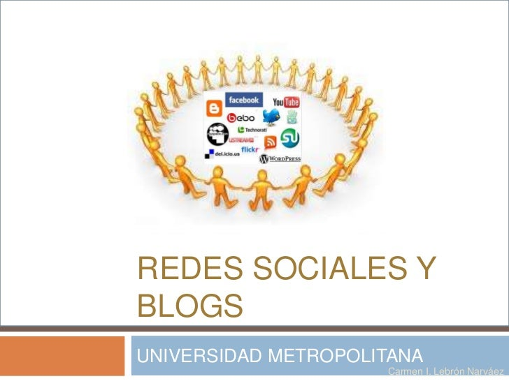 RS y blogs
