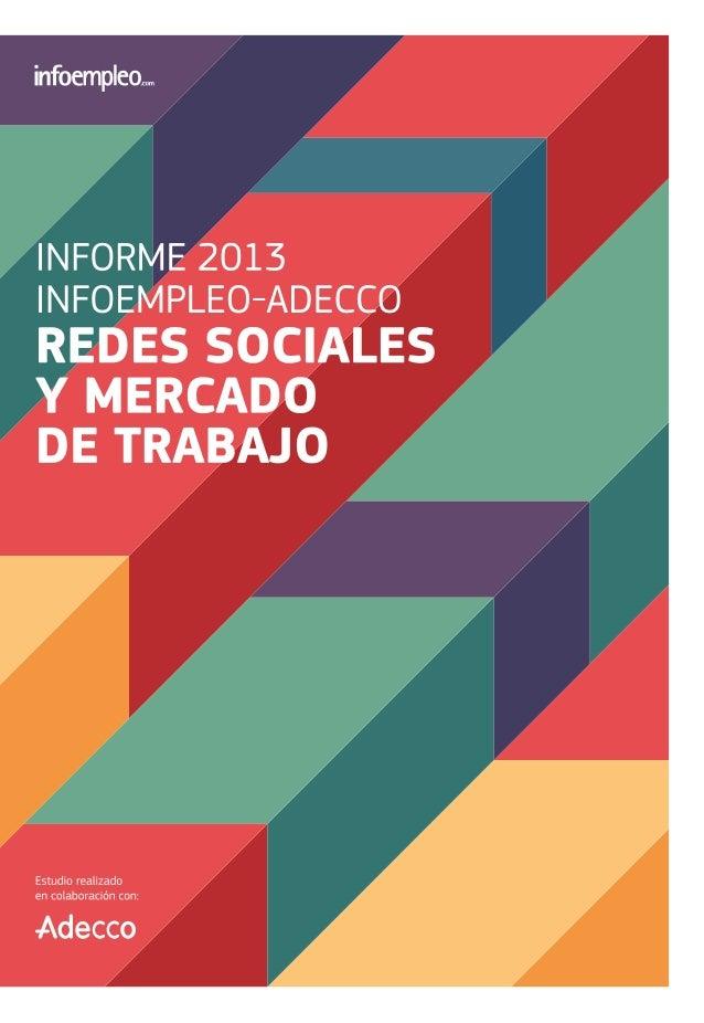 Estudio sobre la relación de las redes sociales y el empleo