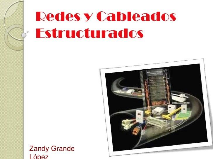 Redes y cableados estructurados