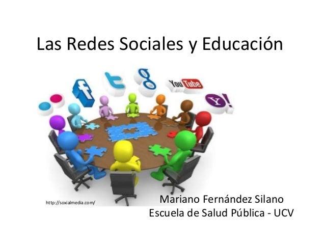 Redes y educación 2013