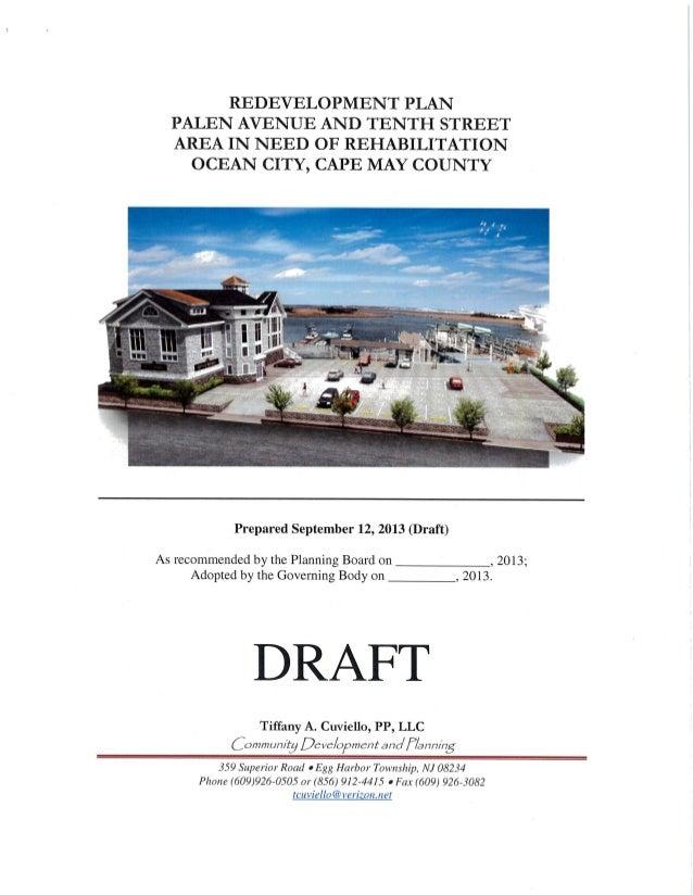 10th St. Wharf redevelopment plan