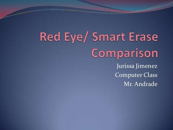 Jurissa JimenezComputer Class   Mr. Andrade