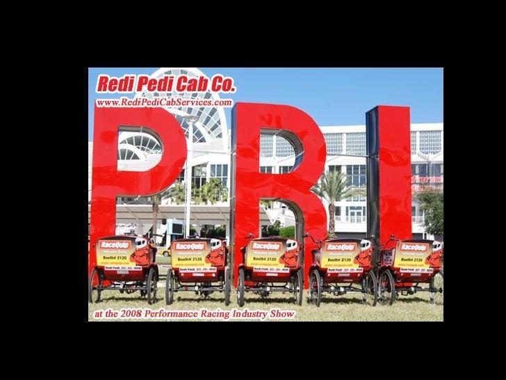 Redi Pedi Cab Company