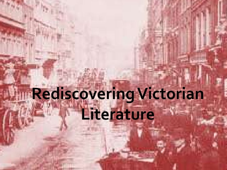In this section, you will find the titles of the most important novels written during the   Victorian period, together wit...