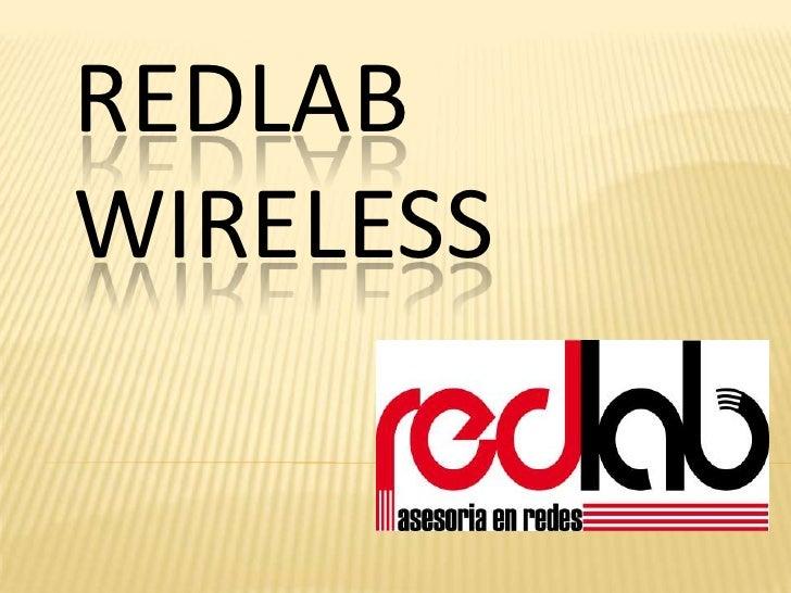 REDLABWireless<br />