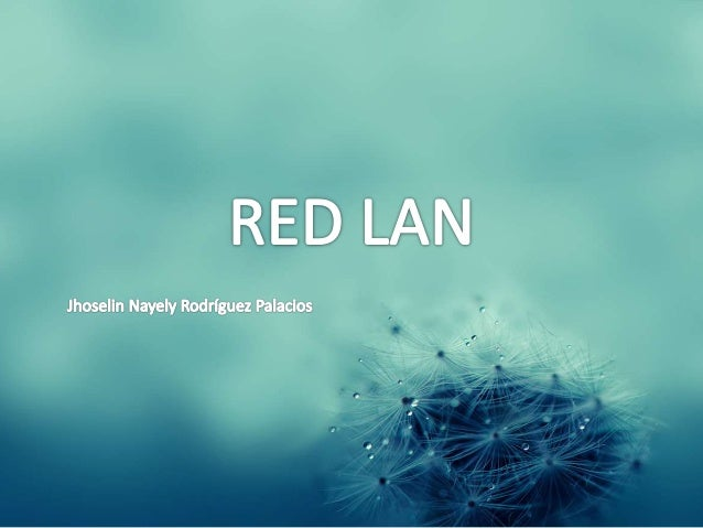 Instalación de Red LAN RED LAN Y CONFIGURACIÓN DE LA MISMAAcrónimo de (Local Area Network) que en español significa Redes ...