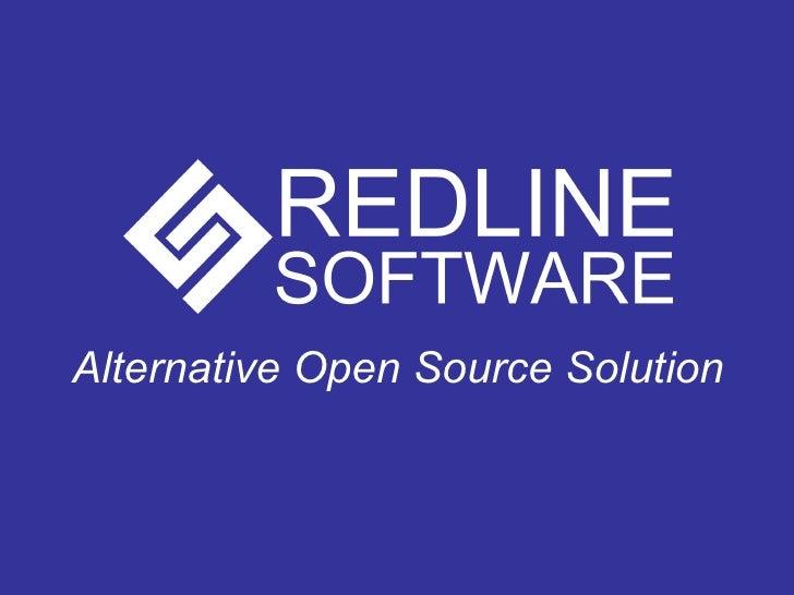 Alternative Open Source Solution