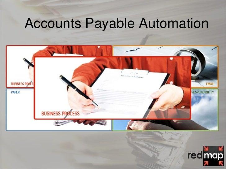Redmap AP Automation