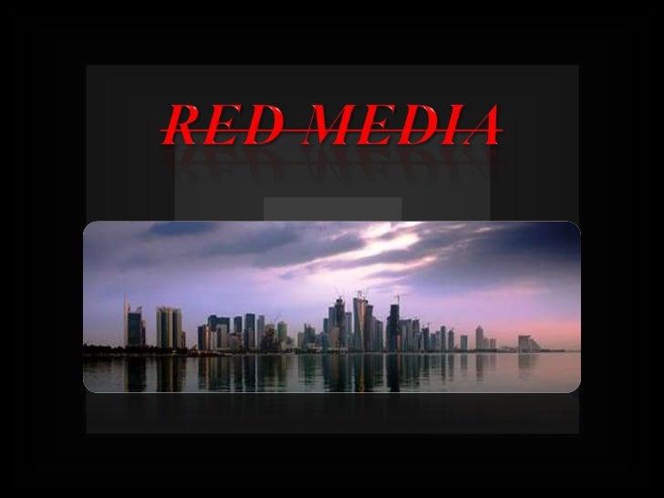 RED MEDIA<br />