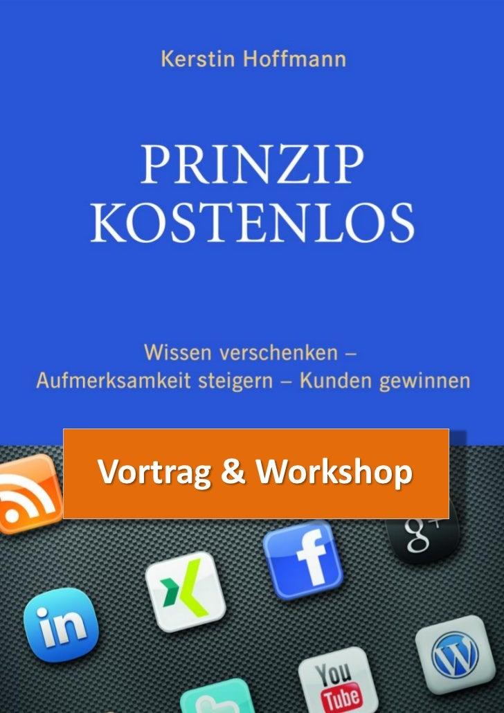 Vortrag & Workshop