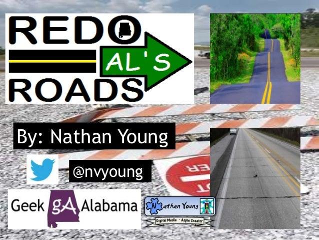 Geek Alabama's Redo AL's Roads