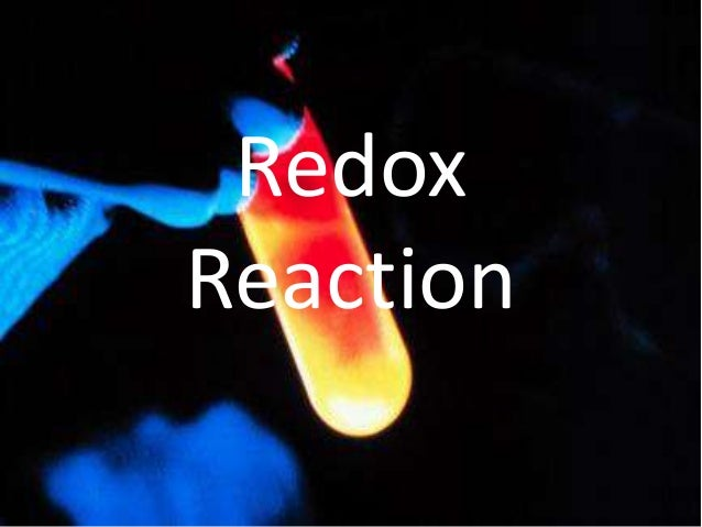 RedoxReaction