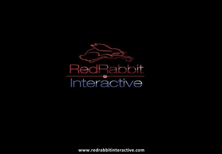 RedRabbit Interactive  Presentation