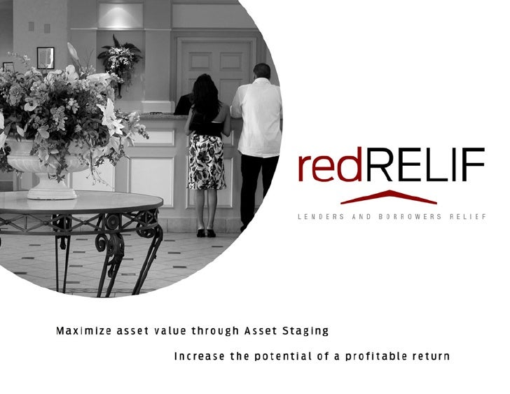 Red Relif Brochure