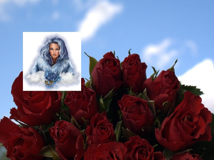 RED ROSES Ernesto Cortazar   Red roses for a blue lady