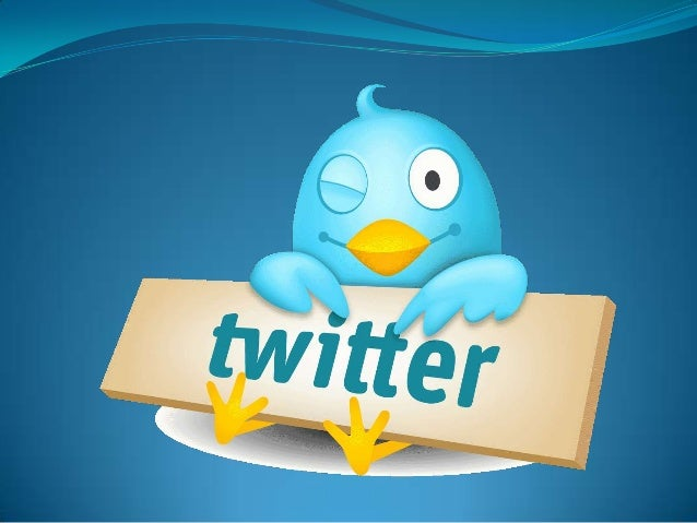 REDES SOCIALES - TWITTER
