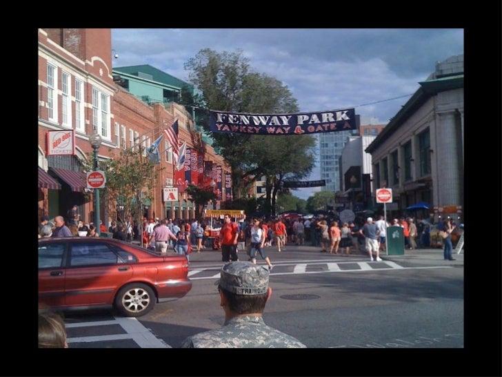 Red Sox game vs. KC Royals