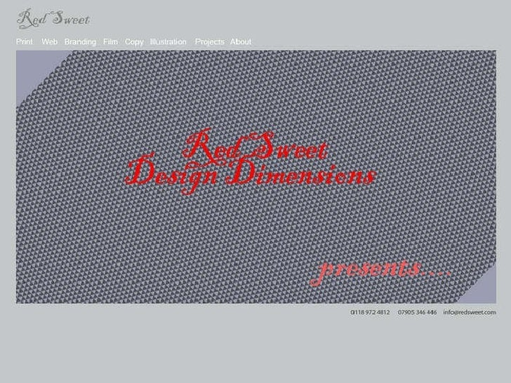 Redsweet Portfolio