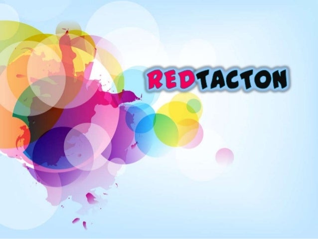 Red Tacton? •RedTacton is a new Human Area Networking technology [HAN] •Human Area Networking (HAN) is a technology that s...
