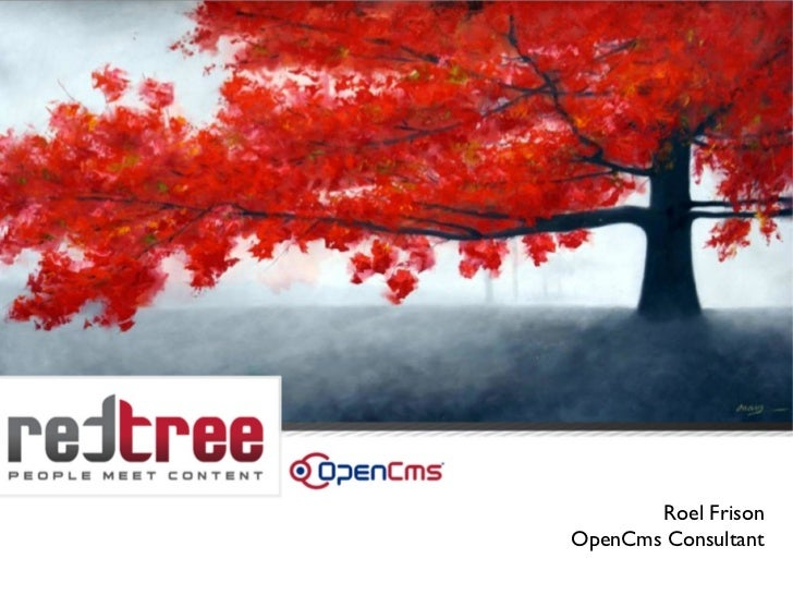 RedTree OpenCMS 8