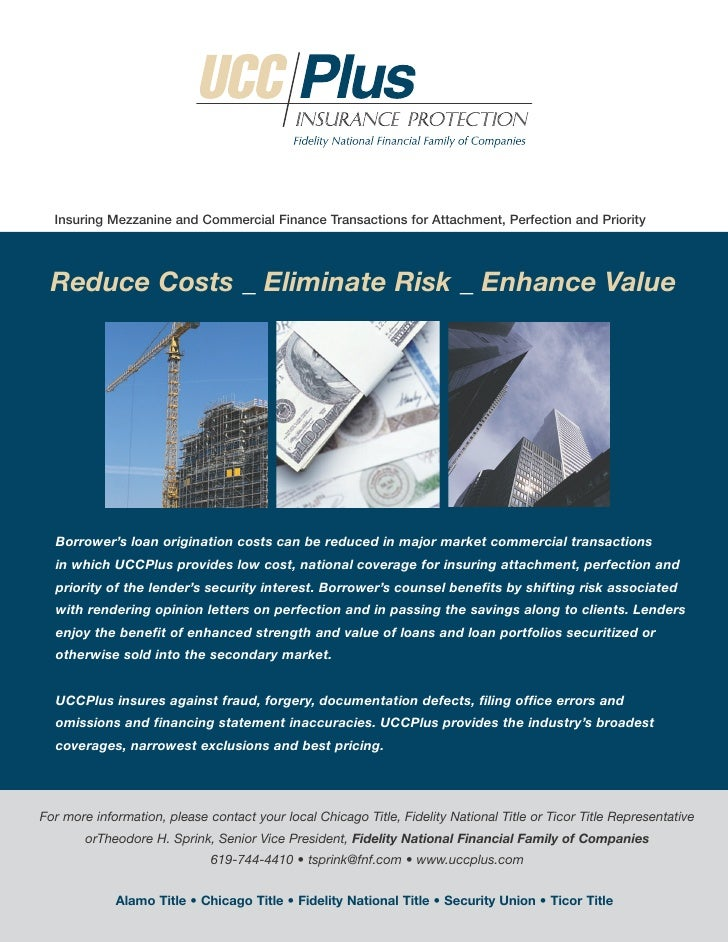 Reduce Cost Flyer