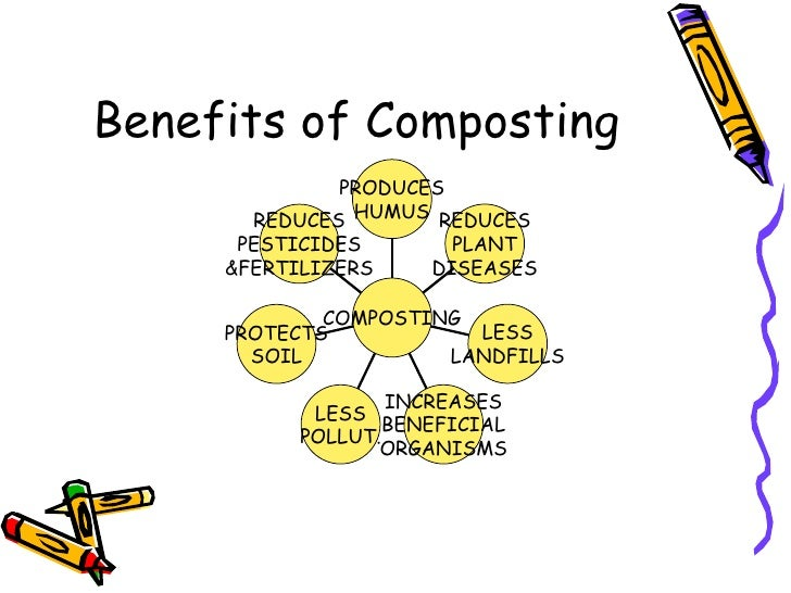 What are the benefits of composting?
