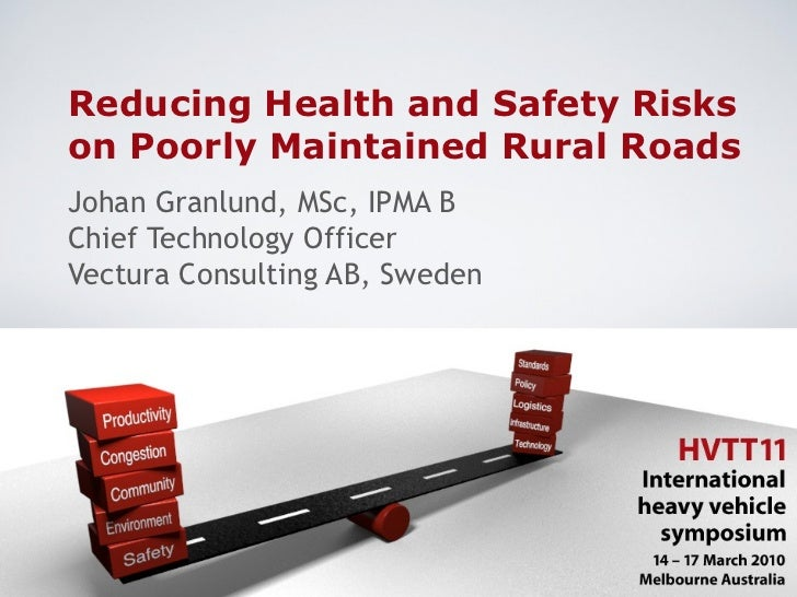 Reducing Health And Safety Risks, Granlund