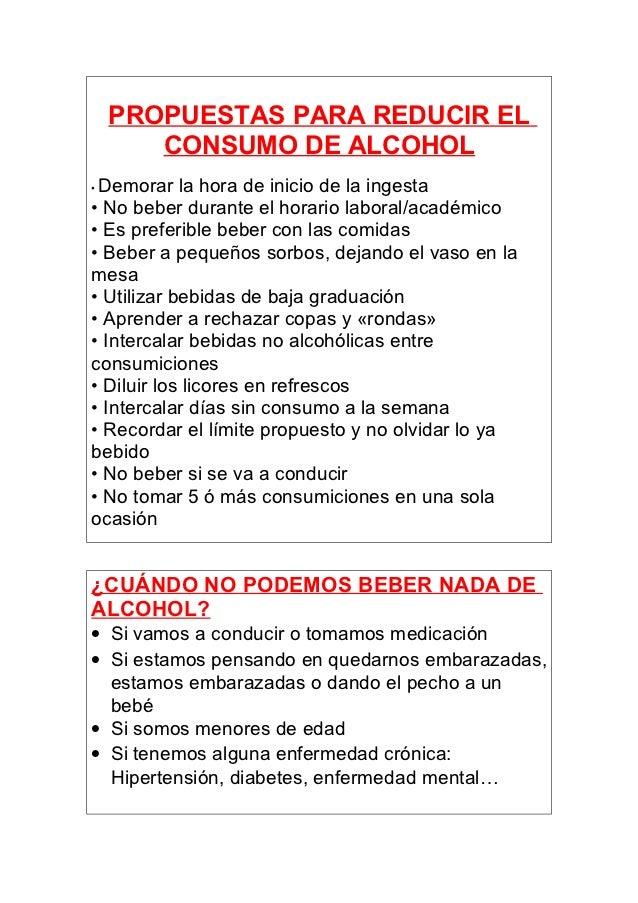 La limpieza del organismo del alcoholismo