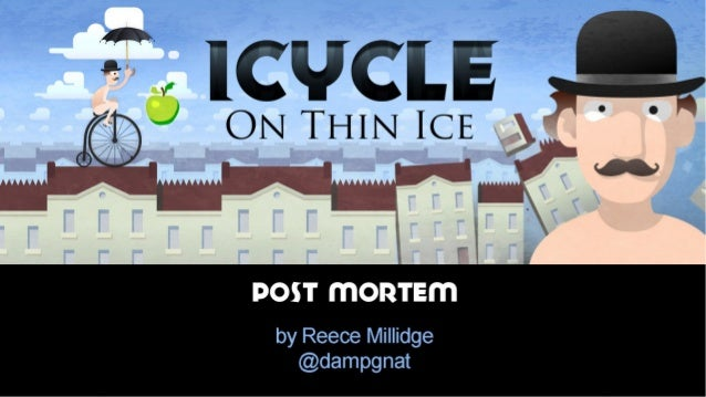 Icycle: On Thin Ice, A Postmortem by Reece Millidge