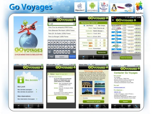 Go VoyagesGo Voyages