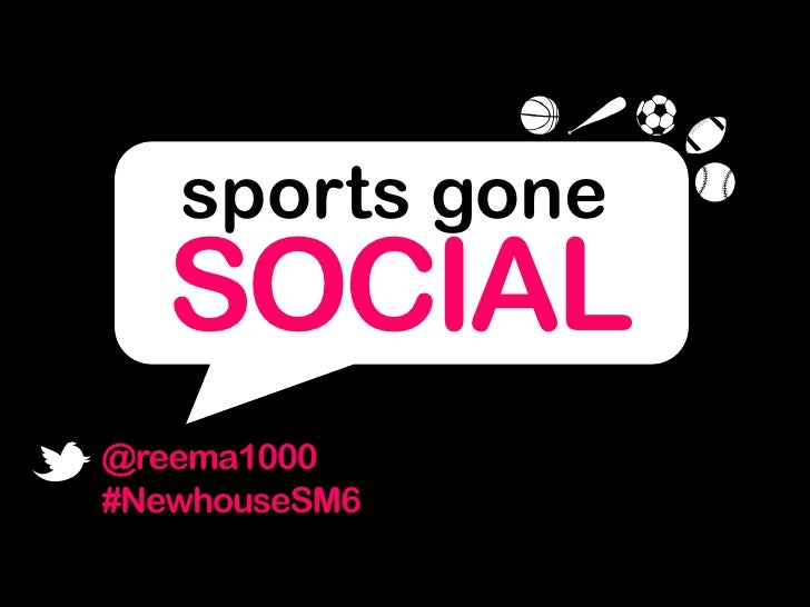 sports gone   SOCIAL@reema1000#NewhouseSM6