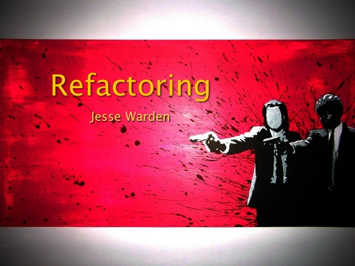 Refactoring RIA Unleashed 2011
