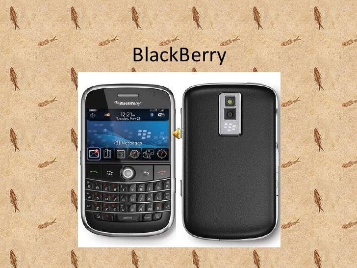 BlackBerry<br />