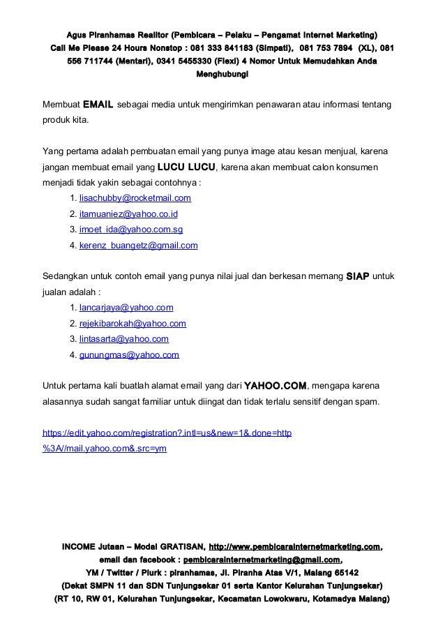 Referensi 1 mempersiapkan dan menggunakan email