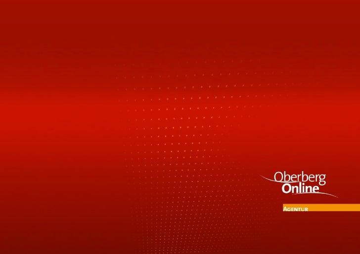 Referenzen Oberberg-Online 2009
