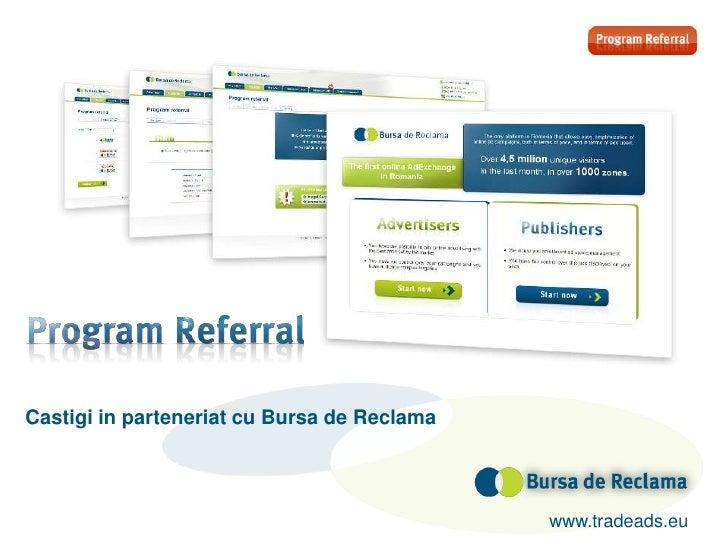 Castigi in parteneriat cu Bursa de Reclama<br />www.tradeads.eu<br />