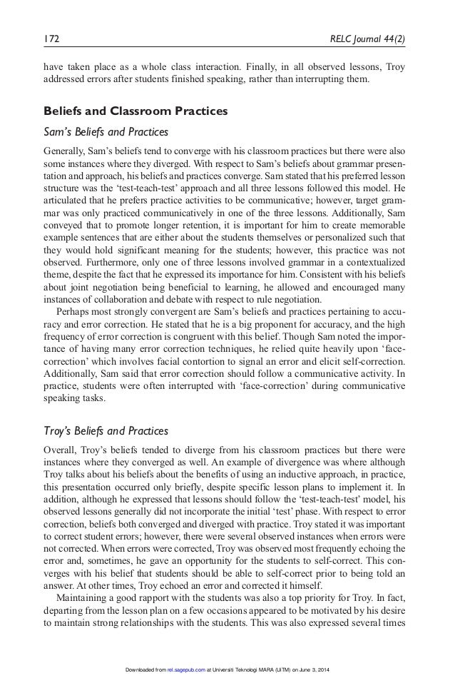 teacher case study essay My college essay for a special education class, a case study including a sample iep.