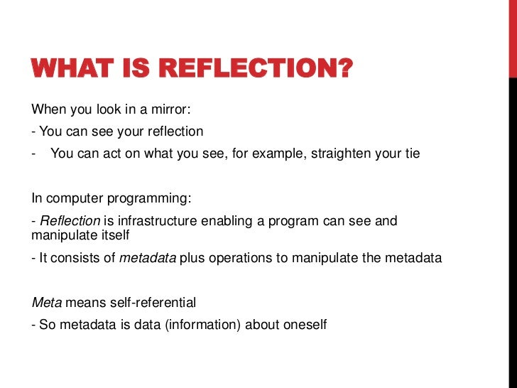 critical reflection teaching essay