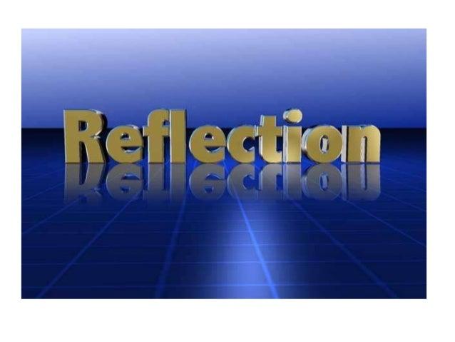Reflection assembly1