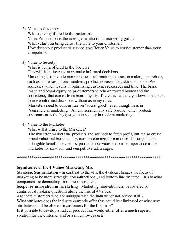N o v a principles essay