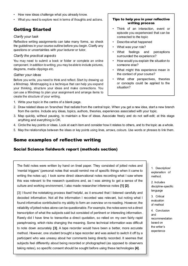 how to write a reflective report Looking to find some tips on reflective essays here are some guidelines, format, and topics that will assist you in writing one or buy one online.