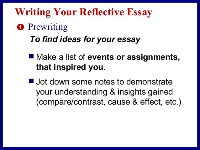 Tone Of Reflective Essay Prompts - image 4