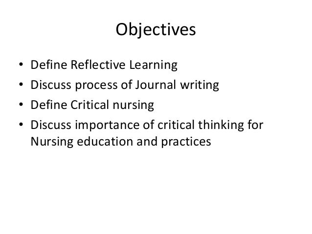 synthesising reflective practise Reflective practice furthermore, reflectivity aids in synthesizing one's beliefs and assumptions about the learner and learning with the practice of teaching.
