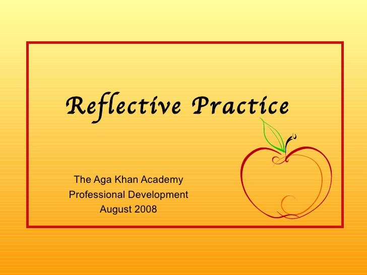 Teaching Practice Reflection Essay