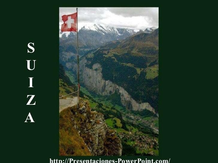 Reflexiones en Suiza