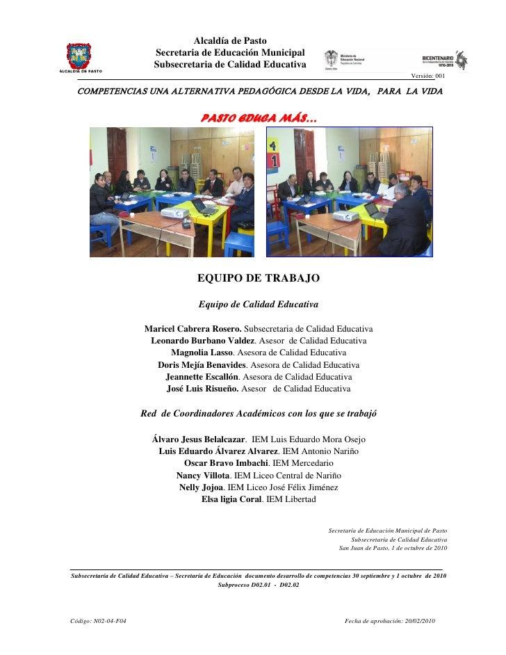 Reflexiones y conceptualizaciones_competencia_una_alternativa_para_la_vida