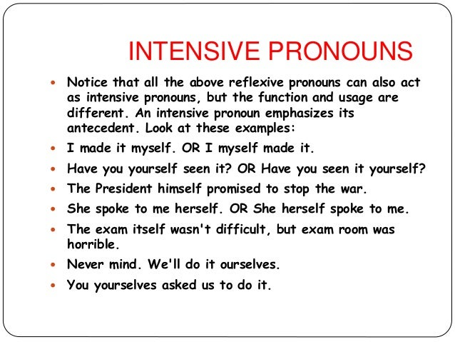 Printables Reflexive And Intensive Pronouns Worksheet reflexive pronoun worksheets abitlikethis and intensive pronouns worksheet on possessive pronouns