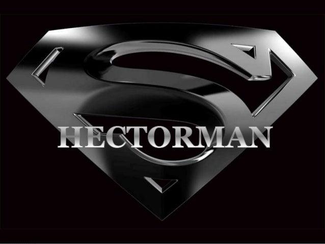 4TO PARCIAL <br />HECTORMAN<br />LA ÚLTIMA PELEA<br />