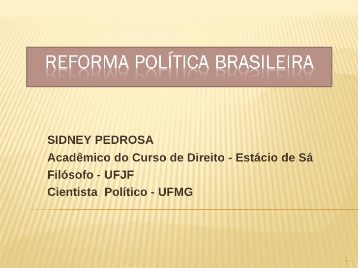 Reforma politica brasileira___2_versao_q[1]sidney pedrosa