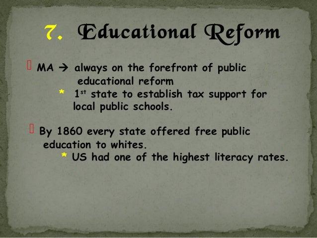 Education Reform Movement